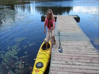 Kayaarm Kayak Stabilizer Device For Easy Mounting